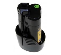 Bosch Käsityökalujen akku LiIon 2000mAh 10,8V