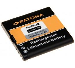 Nokia BP-5M Patona Akku