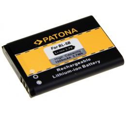 Nokia BL-5B Akku Patona