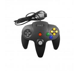 Nintendo 64 Ohjain Musta