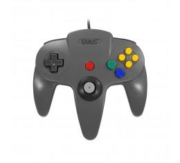 Nintendo 64 Ohjain Harmaa