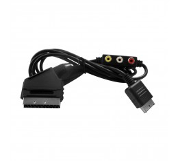 PS2/PS3 RGB Scart-kaapeli