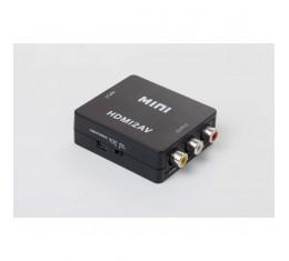HDMI - Komposiitti Konvertteri