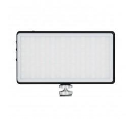 Quadralite MiLED RGB 198 : TäysRGB Paneli sis. rak. akulla