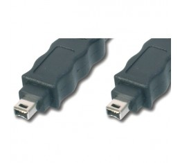Firewire 4/4 pin 2m kaapeli