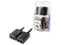 HDMI Extender 30m Verkkokaapeleilla