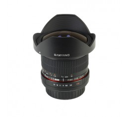Samyang Fisheye 8mm / f3.5 IF CSII *Kaikki merkit*