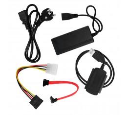 USB 2.0 -> IDE / SATA Adapteri