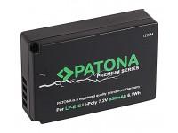 Patona Premium LP-E12 Akku