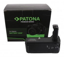 Patona Premium Akkukahva Sony NEX A7II / A7RII / A7SII / A7M2 / A7R2 Kaukolaukaisimella