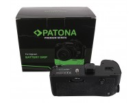 Patona Akkukahva Panasonic G9 Kaukolaukaisimella