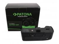 Patona Akkukahva Panasonic GH5 Kaukolaukaisimella