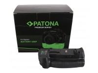 Patona Premium Akkukahva Nikon D850 Kaukolaukaisimella