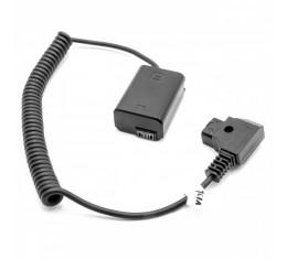 Sony NP-FW50 Akku D-tap Adapteri