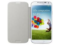 Samsung Galaxy S4 Flipcover Valkoinen Alkup.