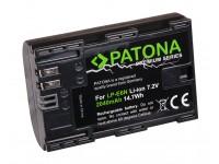 Patona Premium LP-E6N 2040mAh Akku Canon EOS 5D 6D 7D 70D 80D