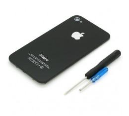 Apple iPhone 4 / iPhone 4s Takakansi Musta / Valkoinen