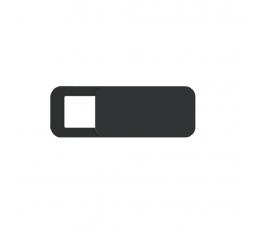 Webcam Suoja Neliskulmainen (kannettaville, puhelimille, tableteille)