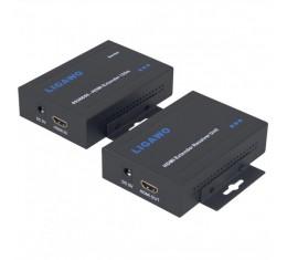 Ligawo HDMI Extender TCP/IP 125 metriä