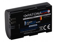 Patona Platinum Canon LP-E6NH Akku 2250mAh