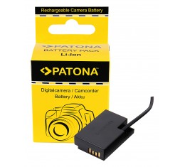 Patona D-Tap Canon LP-E17 Akku-adapteri