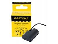 Patona D-Tap Canon LP-E6 / LP-E6NH Akku-adapteri