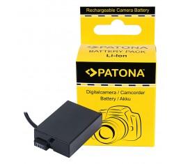 Patona D-Tap Canon LP-E8 Akku-adapteri