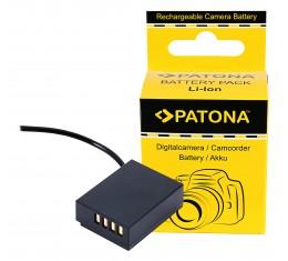 Patona D-Tap Fuji NP-W126 / W126s Akku-adapteri