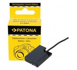 Patona D-Tap Nikon EN-EL14 Akku-adapteri
