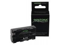 Patona Premium Sony NP-F550 Akku 3000mAh