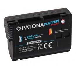Patona EN-EL15b Platinum Akku