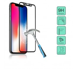 Apple iPhone X Panssarilasi Kaareva