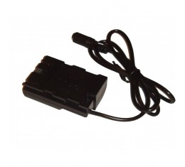 Canon LP-E6 / LP-E6N DC Dummy Battery
