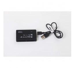 USB 2.0 Muistikortinlukija All-in-one