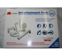 Yuraki Wii Entertainment Pack