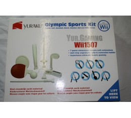 Yuraku Olympic Sports Kit (Wii)