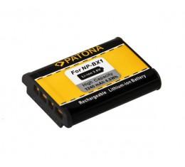 Sony NP-BX1 Akku:  DSC-RX100 1000mAh