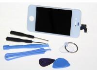 Apple iPhone 4 LCD-Näyttö ja Kosketuskalvo Valkoinen *UUSI*
