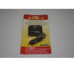 LED-Jännitenäyttö APM-1