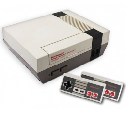 Nintendo Entertainment System (NES) Paketti