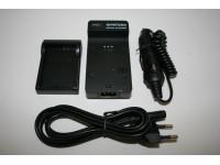 Samsung SLB-0937 Akkulaturi 12V + 230V