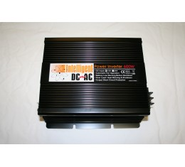 Intelligent 600W / 1200W Invertteri 12V