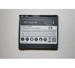 HTC Touch HD, Touch Pro HD, Blackstone 1700mAh Akku