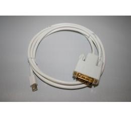Mini Displayport - DVI (Uros) Kaapeli: 1,5 metriä
