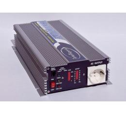 Intelligent 1000W Sinusaaltoinvertteri (12V / 24V)