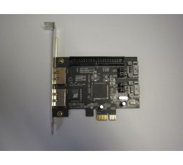 PCI Express (PCIe) eSATA SATA-II ja IDE Kortti