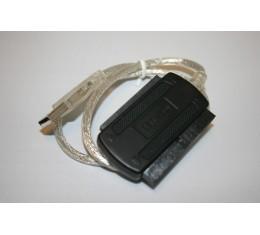 """USB 2.0 -> IDE Adapteri (5,25"""" 3,5"""" ja 2,5"""")"""