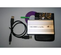 """USB 2.0 2,5"""" IDE Kovalevykotelo"""