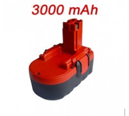 Bosch Akku BAT025 BAT026 BAT160 3453 Ni-MH 3Ah 18V