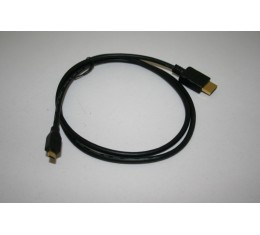 Micro HDMI - HDMI 1,8 m Kaapeli